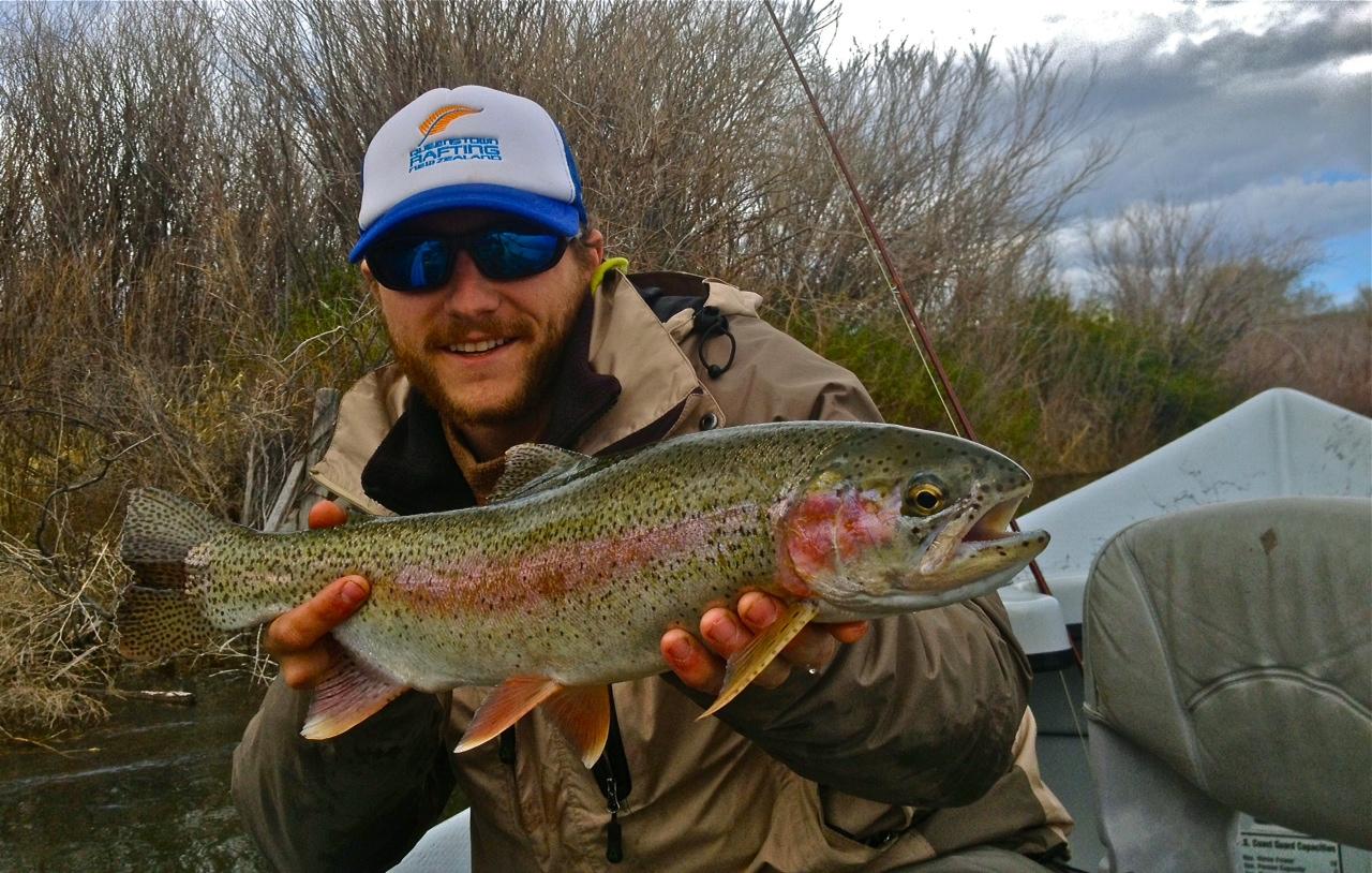 Missouri river fishing report 5 8 14 crosscurrents fly for Missouri fishing report