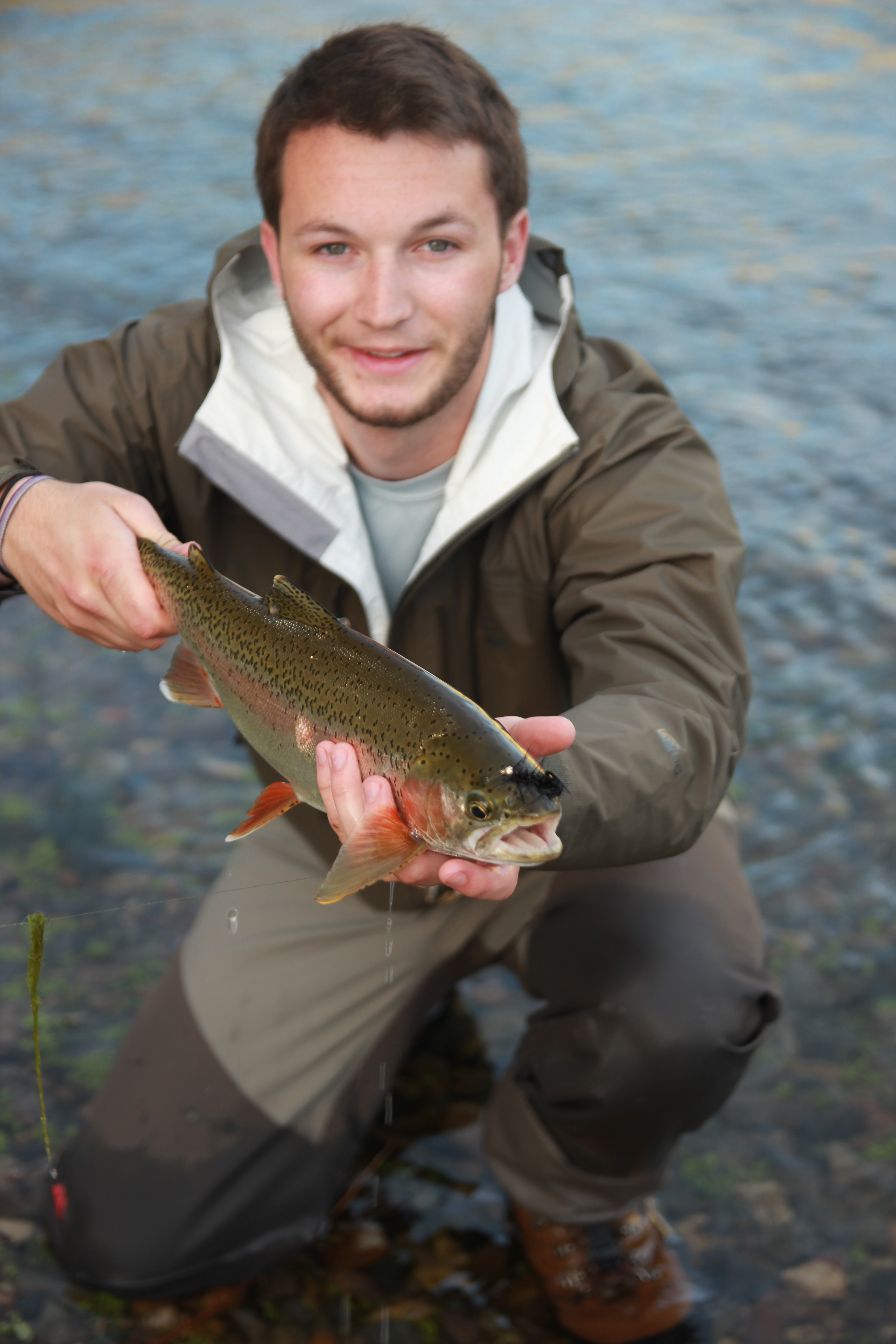 Fly fishing the most fun you can have in waders for Trout fishing in missouri