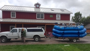 tripple stack rafts