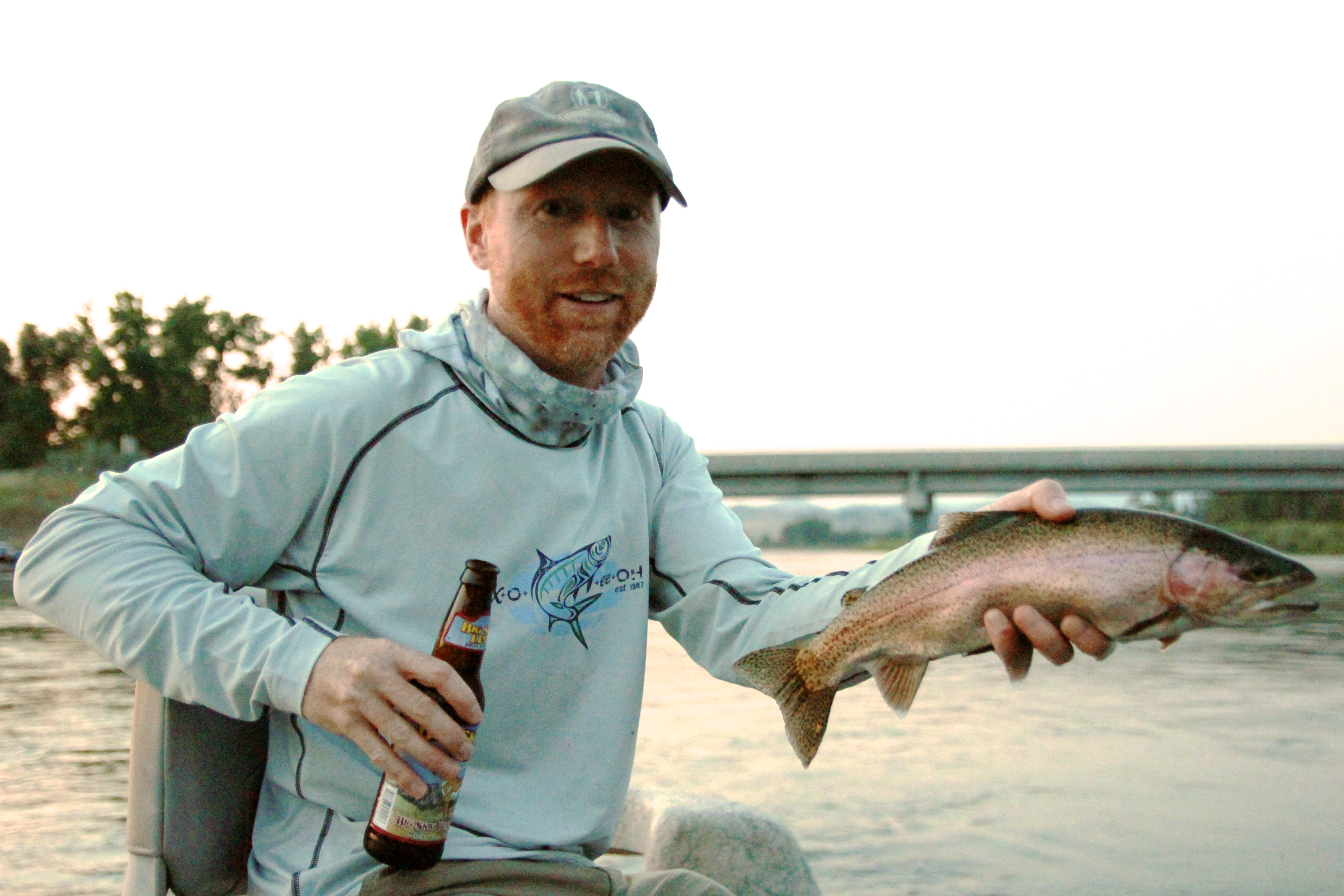 Missouri fishing report 08 08 2014 the current seam for Missouri fishing report