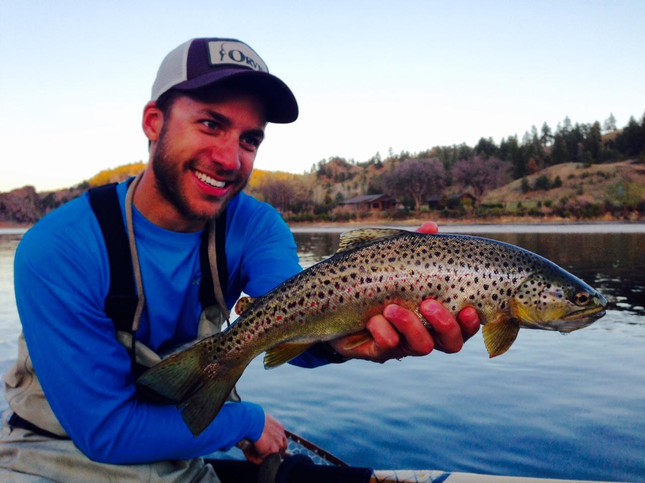 Missouri river fishing report bravo whiskey oscar for Missouri fishing report